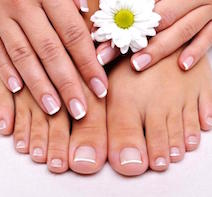 Holistic pedicure in falmouth