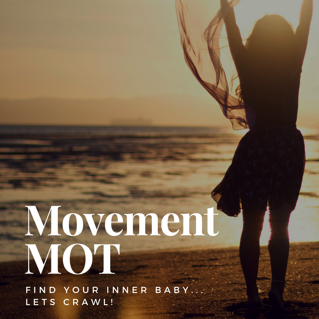 Primal movements – what are they and why should we all be doing them!